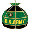 U.S. Army Symbol 16 Inch Stained Glass Lamp