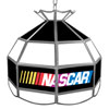 NASCAR 16 Inch Stained Glass Lamp