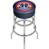 Washington Wizards NBA Padded Swivel Bar Stool
