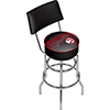 Atlanta Hawks NBA Hardwood Classics Bar Stool w/ Back
