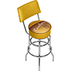 Cleveland Cavaliers NBA Hardwood Classics Bar Stool w/ Back