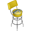 Indiana Pacers NBA Hardwood Classics Bar Stool w/Back