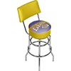 Los Angeles Lakers NBA Hardwood Classics Bar Stool w/Back