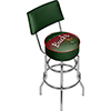 Milwaukee Bucks NBA Hardwood Classics Bar Stool w/Back