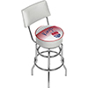 Sacramento Kings Hardwood Classics Bar Stool w/Back