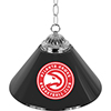 Atlanta Hawks NBA Single Shade Bar Lamp - 14 inch