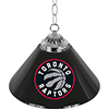 Toronto Raptors NBA Single Shade Bar Lamp - 14 inch