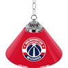 Washington Wizards NBA Single Shade Bar Lamp - 14 inch