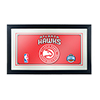 Atlanta Hawks NBA Framed Logo Mirror
