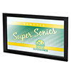 Seattle Super Sonics Hardwood Classics NBA Logo Mirror