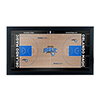 Orlando Magic Official NBA Court Framed Plaque