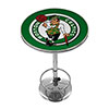 Boston Celtics NBA Chrome Pub Table
