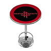 Houston Rockets NBA Chrome Pub Table