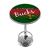 Milwaukee Bucks Hardwood Classics NBA Chrome Pub Table