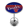 New York Knicks Hardwood Classics NBA Chrome Pub Table