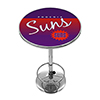 Phoenix Suns Hardwood Classics NBA Chrome Pub Table