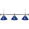 Dallas Mavericks NBA 3 Shade Billiard Lamp
