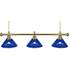 Denver Nuggets NBA 3 Shade Billiard Lamp