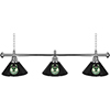 Milwaukee Bucks NBA 3 Shade Billiard Lamp