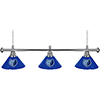Memphis Grizzlies NBA 3 Shade Billiard Lamp