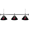 Miami Heat NBA 3 Shade Billiard Lamp