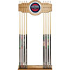 New Orleans Pelicans NBA Billiard Cue Rack with Mirror