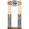 Orlando Magic NBA Billiard Cue Rack with Mirror