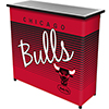 Chicago Bulls Hardwood Classics NBA Portable Bar w/ Case