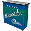 Dallas Mavericks Hardwood Classics NBA Portable Bar w/Case