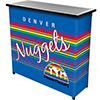 Denver Nuggets Hardwood Classics NBA Portable Bar w/Case