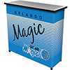 Orlando Magic Hardwood Classics NBA Portable Bar w/Case