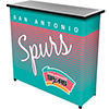 San Antonio Spurs Hardwood Classics NBA Portable Bar w/Case