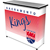 Sacramento Kings Hardwood Classics NBA Portable Bar w/Case