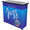 Utah Jazz Hardwood Classics NBA Portable Bar w/Case