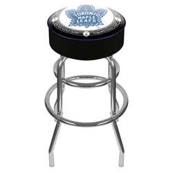 Throwback Toronto Maple Leafs® Padded Bar Stool