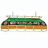 Texas Hold 'em Stained Glass Billiard Lamp - 40 Inch