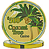 10 g Ceramic Coconut Tree Chip
