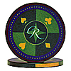 Grand Royale Ceramic Poker Chips