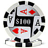 Premium 11.5 gram 4 Aces Poker Chips