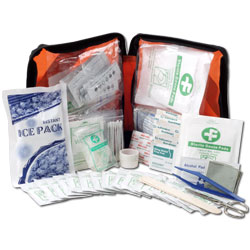 Home First Aid Essentials 220 pc. Image