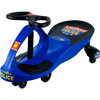 Wiggle Car- Police Car Ride On Toy- No Batteries, Gears or Pedals- Twist, Swivel & Go- For Boys and Girls 3 Years Old & Up by Lil? Rider (Blue)