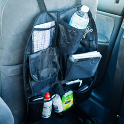 Auto Buddy Back Seat Organizer - Perfect for Kids Stuff!