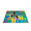 96 PC Foam Floor Alphabet & Number Puzzle Mat For Kids
