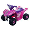 Ride On Toy Quad, Battery Powered Ride On Toy ATV Four Wheeler by Lil? Rider ? Ride On Toys for Boys and Girls, For 3-6 Year Olds (Pink and Purple)