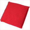 5x5 Championship Cornhole Bean Bag - Red
