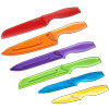 Top Chef Six Piece Colored Knife Set - Professional Grade