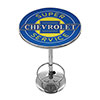 Chevrolet Chrome Pub Table - Super Service