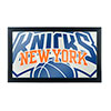 NBA Framed Logo Mirror - Fade  - New York Knicks