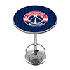 NBA Chrome Pub Table - City  - Washington Wizards