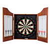 TG? Beveled Wood Dart Cabinet - Pro Style Board and Darts
